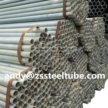 2.5 inch x 2- 2.5 mm Hot-dip Galvanized Steel Pipe/Tube for Fluid, Construction, Structure, Build