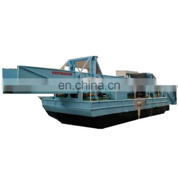 River Cleaning Workboat Water Hyacinth Weed Harvester
