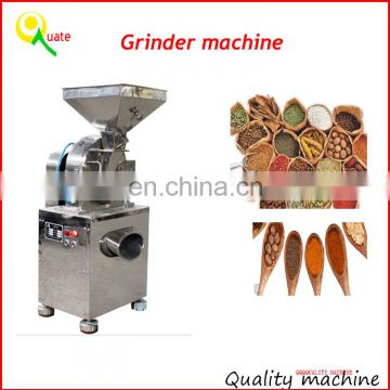 Professional dry leaf grinder machine