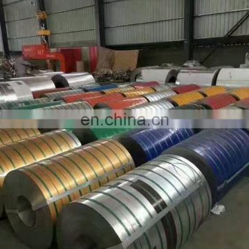 Prepainted Galvanized Steel Coil Color Coated Steel PPGI Coil