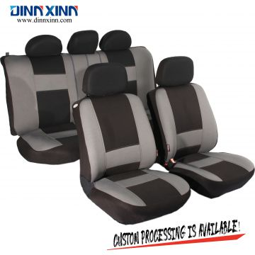 DinnXinn Suzuki 9 pcs full set Genuine Leather car seat covers pu leather Wholesaler China