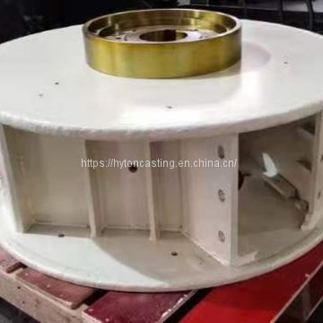 rotor suit metso barmac B7150 vsi crusher parts supplier