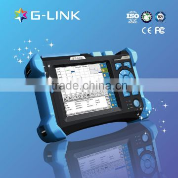 G-LINK TR600-SV30C Fiber Optical OTDR Tester 1310/1490/1550nm long distance tester
