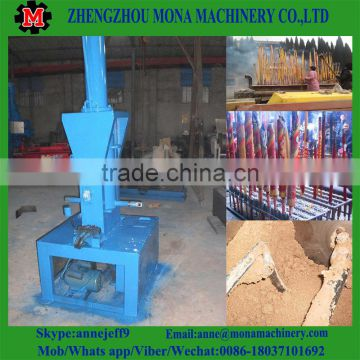 China produce Hydraulic stick Incense machine/Backflow incense Cone making forming moulding machine