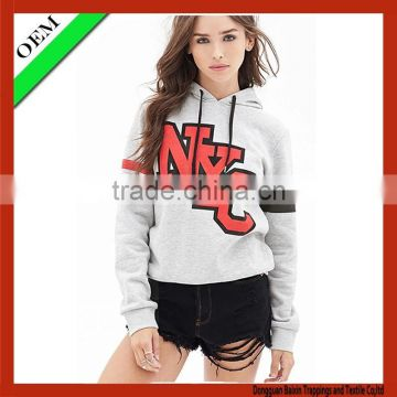 custom woman sweater baseball hoodie new fashion sweater