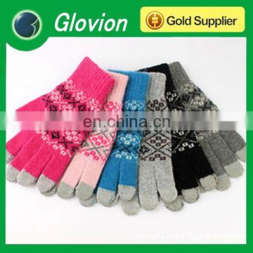 Touch creen Glove smartphone touch glove gloves for touch screen