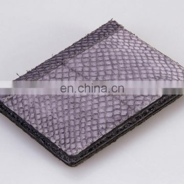 Leading Supplier Excellect Handmade Python Leather Notebook