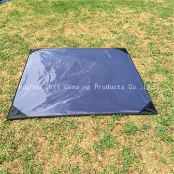 Mini Camping, Hiking, Picnic Waterproof Tent Tarp Footprint Ground Mat Size1.5*1.5M