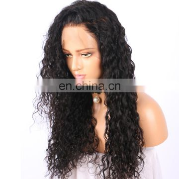 remy hair glueless full lace wig