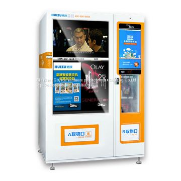 WM55A22 Vending Machine For Sale Bill & Coin Oprated Vending Machine
