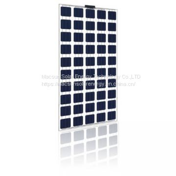 Macsun Double Glass Customized Transparent Solar Panel Bipv 270W Monocrystalline Solar Panel