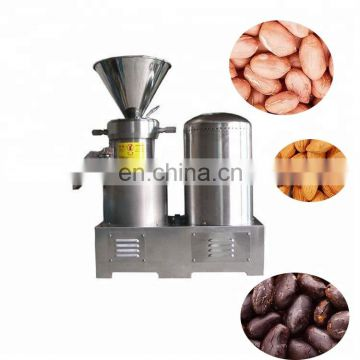 Peanut butter grinding machine butter churning machine