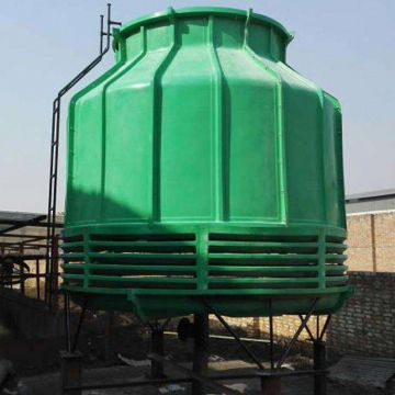 Condenser And Cooling Tower Mixed Flow Series Closed Circuit Frp Cooling Water