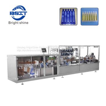 oral liquid plastic ampoule filling and sealing machine under 220V60HZ3P
