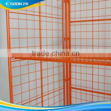US Fedex delivery roll cage warehouse storage container of