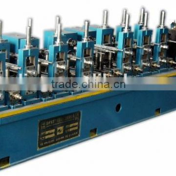 Hangzhou galvanized steel welded steel pipe making machine
