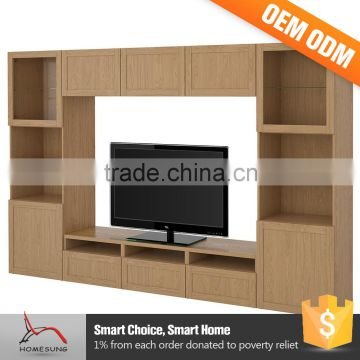 Very Cheap New Model Wooden Showcase Lcd Living Room Furniture Led Tv Stand  ...