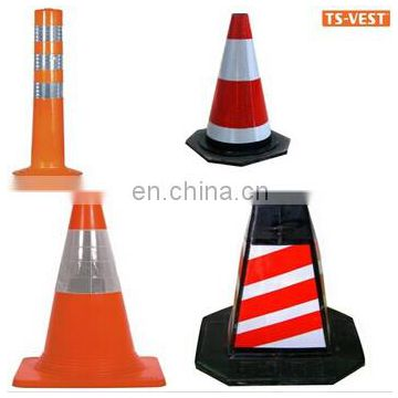 PVC cone safety road traffic