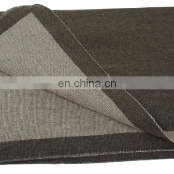 Pashmina wool Double Face Scarves for Men