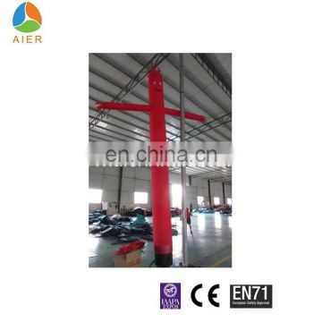 4m height inflatable air dancer, logo inflatable dancer, 4m inflatable air dancer with logo