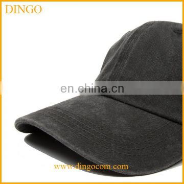 wholesale custom 100% cotton embroidery curve brim sports baseball cap