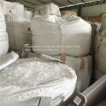 99.9% fused quartz sio2 micro encapsulation silica prices fused silica material jewelry casting powder