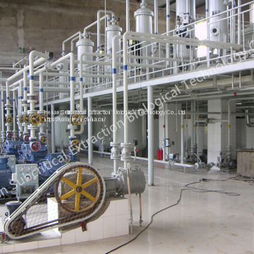 Rice Bran Oil Solvent Extraction Technology Turn-key Project