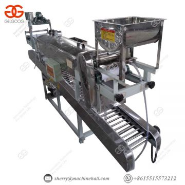 Cold Rice Noodle Forming Machine 350 Kg/h Rice Vermicelli Making Machine