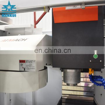 VMC 460L China  linear guide 4 axis VMC CNC vertical  milling machine center metal machining price