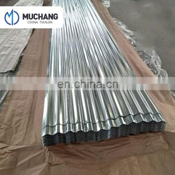 galvanized corrugated sheet for metal Roofing and Siding