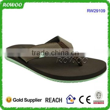 Comfort branded popular brand newest EVA and Rubber men slippers