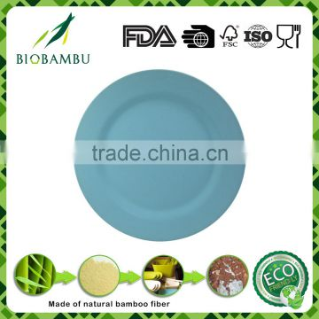 Degradable High quality Traditional Bamboo Fiber Plates