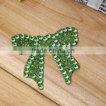 Acrylic Crystal Diamond Rhinestone Stickers Butterfly Glitter Adhesive Sticker