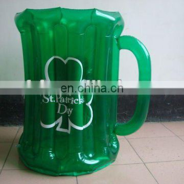 Inflatable Cup Shape Ice Bucket