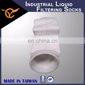 Temperature Resistance Steel Plant Industrial Liquid Filtering Socks