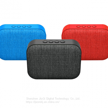 Cloth art wireless T3 bluetooth speaker mini plug-in radio U computer laptop USB charging portable stereo