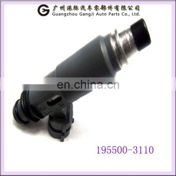 Cheap Spare Parts For Cars 195500-3110 Mazda Fuel Injector