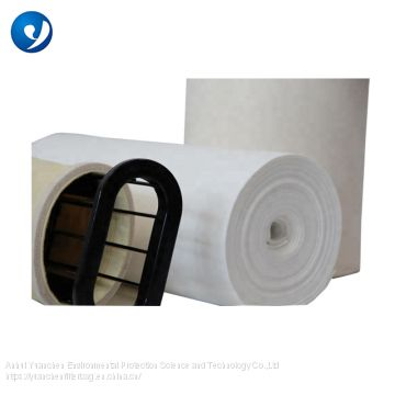 Pulse Bag Dedusting PTFE Water Proof Air Filter Bag