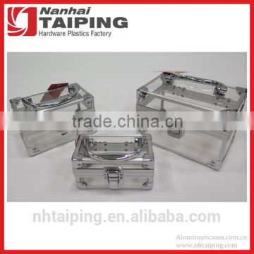 Very Popular Acrylic Cold Food Dispaly Cases Acrylic Tiara Display case