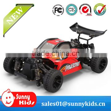 2.4G RC Hobby Car Monster Truck High Speed Toy Car Electric Racing Car