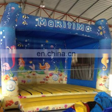 2015 lastest style beautiful jumping castle NB033