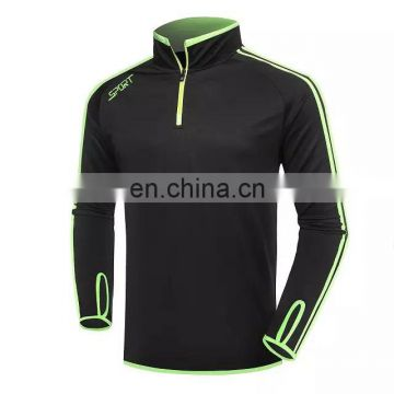 Fashion Men Zipper Hoodies Long Sleeve Bodybuilding Thin Hoodies Shirts Gyms Slim Fit Wear Compression Clothing