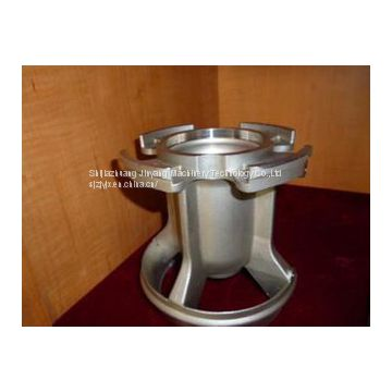 China supplier stainless steel precision refrigerator machinery casting parts