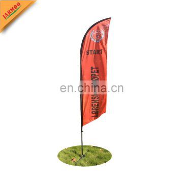 Cheap advertising flags banners for outdoor