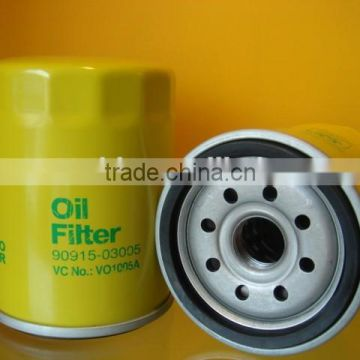 Hot selling Toyota Car Air Filter/Car Oil Filter