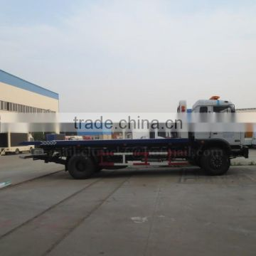 190hp 4*2 DONGFENG Road Wrecker Towing Truck 6 ton