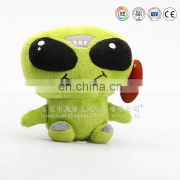 Customized flying plush spaceman doll for EN71 approval,plush robot doll