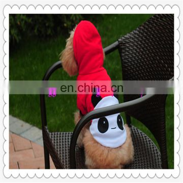 Dongguan manufacturer customize plush dog uniforms
