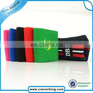 2015 New arrival custom knitted wristband