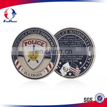high quality two sided challenge coin of Challenge Coin from China